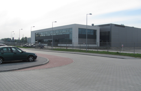2015 Expansion of SOPEM Electric Motors Plant, Niepołomice
